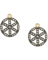 Noor Fares - Seed Of Life Dormeuse Earrings - Lyst