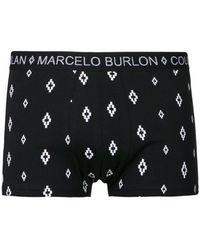 Marcelo Burlon - Cross Trunks - Lyst