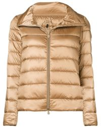 Save The Duck - Padded Shell Jacket - Lyst