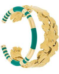 Aurelie Bidermann - Tangerine And Positano Set Of Bracelets - Lyst