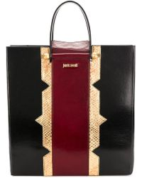 Just Cavalli - Shopper Tote - Lyst