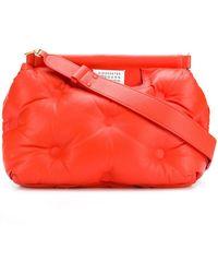 Maison Margiela - Boston Glam Slam Reflective Bag - Lyst