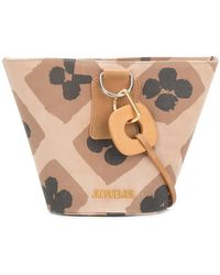 Jacquemus - Printed Bucket Tote - Lyst