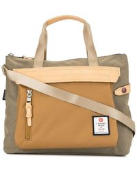 AS2OV - Contrast Panel Tote - Lyst