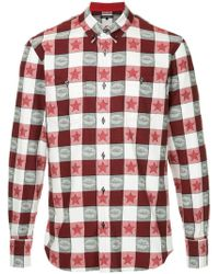 Guild Prime - Star Check Shirt - Lyst