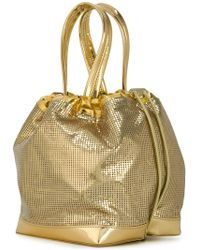 Paco Rabanne - Chainmail Grab Handle Tote - Lyst
