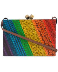 Sarah's Bag - Rainbow Box Bag - Lyst
