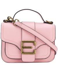 Essentiel Antwerp - Logo Buckle Shoulder Bag - Lyst