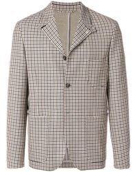 Closed - Checked Tailored Blazer - Lyst