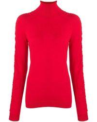 Liu Jo - Noa Turtleneck Sweater - Lyst