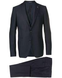 Tagliatore - Three Piece Suit - Lyst