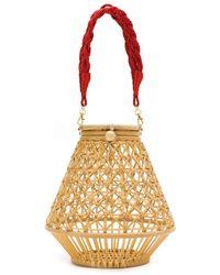 Serpui - Straw Bag - Lyst