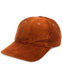 YMC - Cord Baseball Cap - Lyst