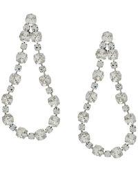 Ca&Lou - Victoria Embellished Earrings - Lyst