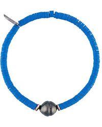 M. Cohen - Bracelet de perles - Lyst