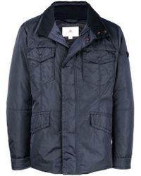 Peuterey - Padded Jacket - Lyst