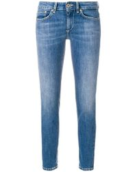 Dondup - Classic Skinny-fit Jeans - Lyst