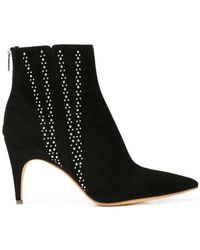 Derek Lam - Isla Pointed Toe Bootie With Studs - Lyst