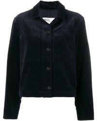 Margaret Howell - Heavy Corduroy Shirt Jacket - Lyst