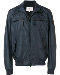 Peuterey - Zipped Pocket Lightweight Jacket - Lyst