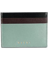 Marni - Slim Card Holder - Lyst
