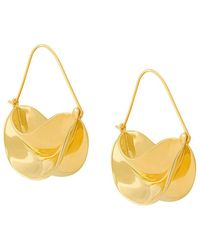 Anissa Kermiche - Paniers Dores Earrings - Lyst