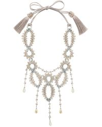 Night Market | Tied Necklace | Lyst