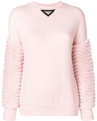 Mr & Mrs Italy - Panelled Sweater - Lyst