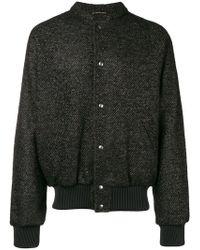OAMC - Wool Bomber Jacket - Lyst