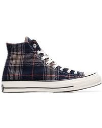 Converse - 'Chuck 70' Sneakers mit Print - Lyst