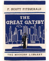 Olympia Le-Tan - The Great Gatsby Book Clutch - Lyst