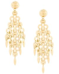 Prada - Chandelier Earrings - Lyst