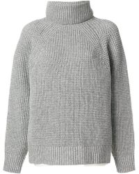 Sacai - Classic Knitted Top - Lyst