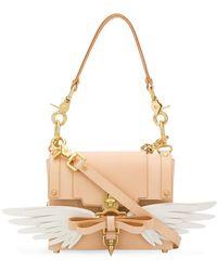 Niels Peeraer - Bow-embellished Shoulder Bag - Lyst