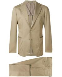 Tagliatore - Two Piece Slim Suit - Lyst