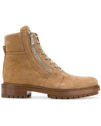 Balmain | Ranger Army Boots | Lyst