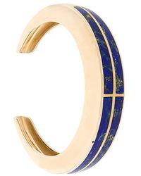 Pamela Love - Inlay Cuff Bracelet - Lyst