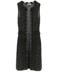 Cecilia Prado - Rosemar Long Knit Vest - Lyst