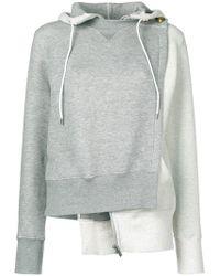 Sacai - Asymmetric Sweater - Lyst