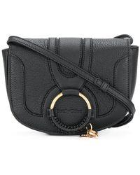 181671447c2b Lyst - See By Chloé  Joyrider  Crossbody Bag in Black