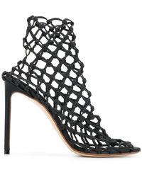 Francesco Russo - Net Sandals - Lyst