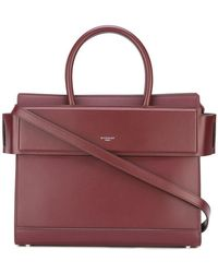 Givenchy - Horizon Small Leather Tote - Lyst