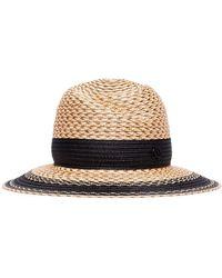 Maison Michel - Virginie Woven Straw Hat - Lyst