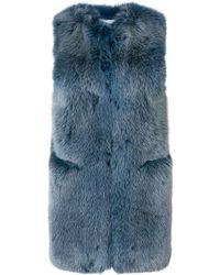 Sonia Rykiel - Fox Fur Gilet - Lyst