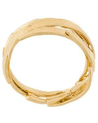 Wouters & Hendrix - Bamboo Leaf Ring - Lyst