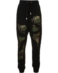 Haculla - Camouflage Details Track Pants - Lyst