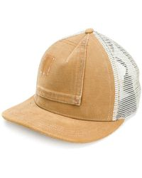 Greg Lauren - Mesh Panel Cap - Lyst