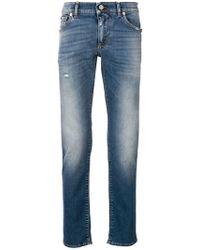Dolce & Gabbana - Skinny-fit Jeans - Lyst