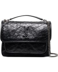 Saint Laurent - Niki Monogram Bag - Lyst