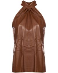 Rochas - Pussy Bow Top - Lyst